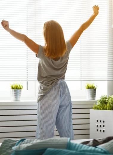 Как легко вставать по утрам: простые советы, которые помогут