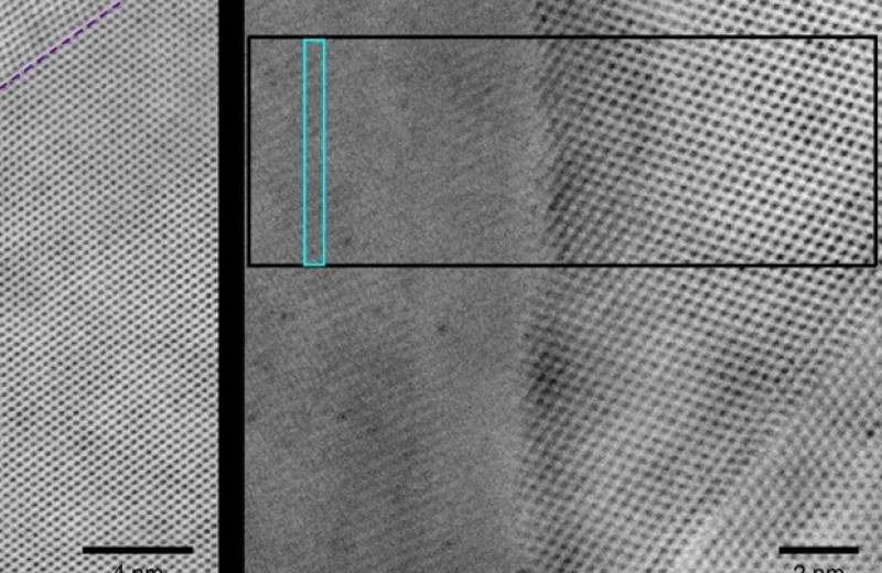 Радиация перераспределила атомы в керамическом карбиде кремния