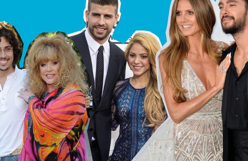 Cosmo TV: 9 звездных пар, где мужчина сильно младше