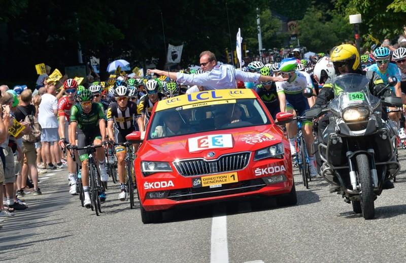 «Тур де Франс»: велосипеды, машины и 250 чизбургеров