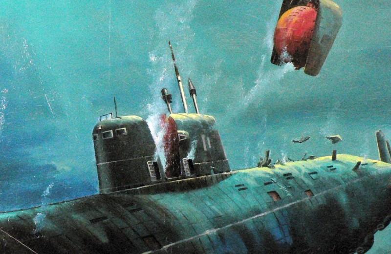 Как спастись с подводной лодки: «Комсомолец» и другие