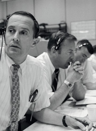 NASA опубликовало 19 000 часов аудиохроник миссии «Аполлон-11» на Луну