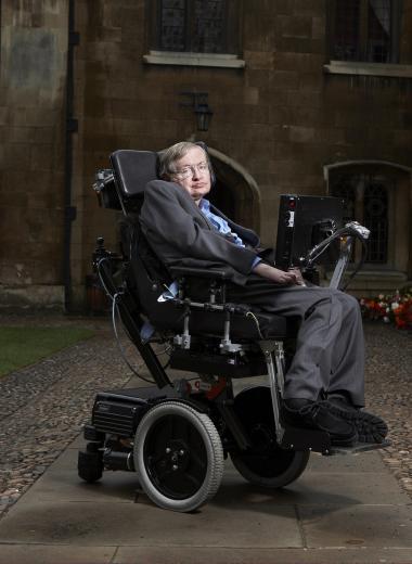 Скончался Стивен Хокинг – выдающийся физик-теоретик