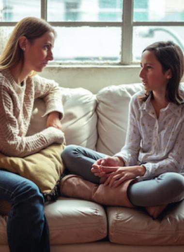 «Мам, я беременна»: как быть, если подросток поделился с вами тайной