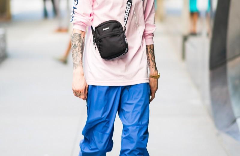 Какие кроссовки носили мужчины наэтой неделе