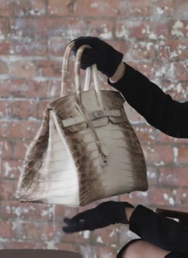 Сумки Hermès стали самым доходным предметом роскоши