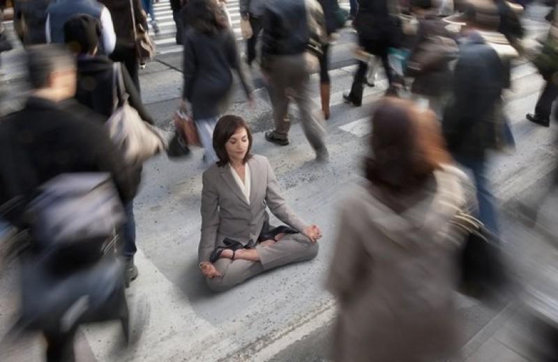 Выжить в мегаполисе: 7 рекомендаций городского монаха