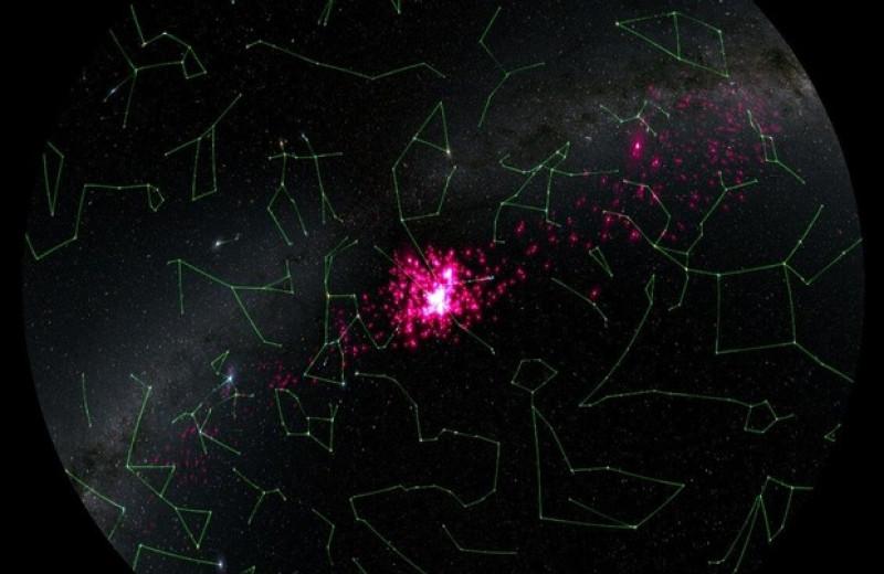 Телескоп Gaia отыскал у скопления Гиад два приливных хвоста