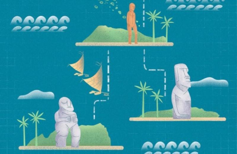 Генетики выяснили даты и пути заселения Полинезии