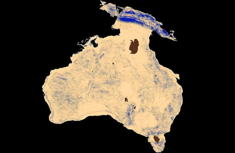 Древним австралийцами разрешили приходить в Сахул с севера и юга