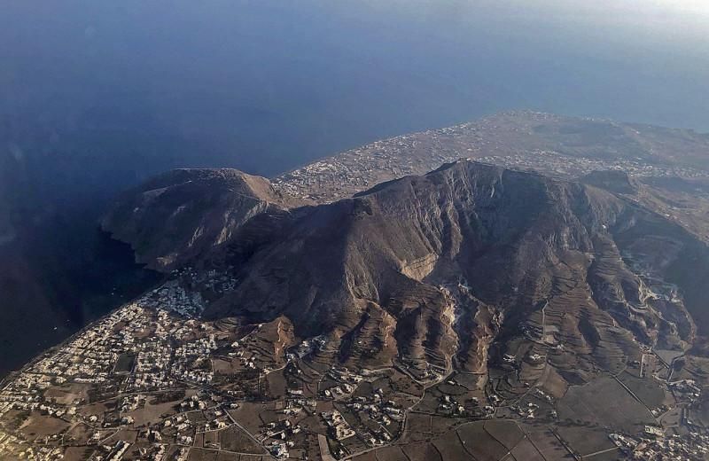 Как уровень моря влияет на извержения вулканических островов