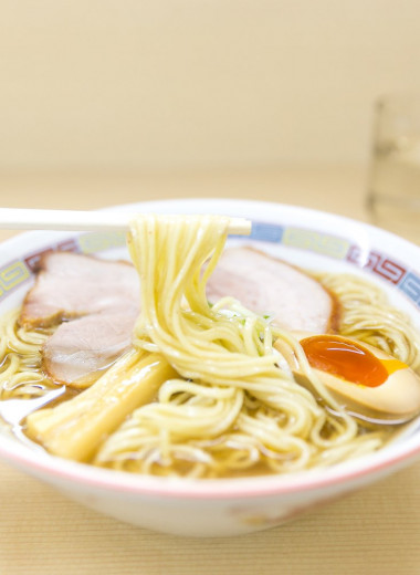 Японцы начали делать биотопливо из супа рамэн