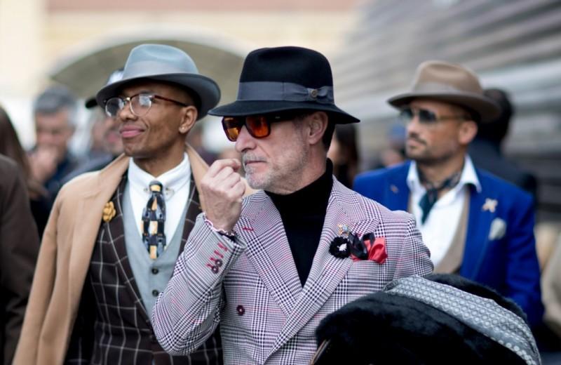 Как герои стритстайла носят шляпы
