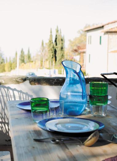 Живая душа дома в Тоскане