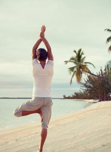 Первый после йога: облегченные варианты асан для первого знакомства с йогой