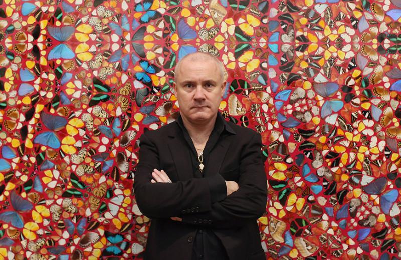 Возвращение Херста: как британский художник пишет историю современного искусства