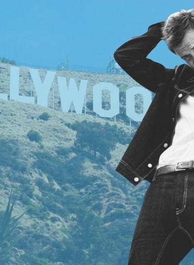 «Пока ты развлекаешься, кто-то репетирует сцену или записывает пробы»: Коста Ронин, первый снявшийся у Тарантино русский актер, — о работе в Голливуде