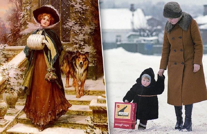 Война с холодом: как изменилась наша жизнь и наша одежда