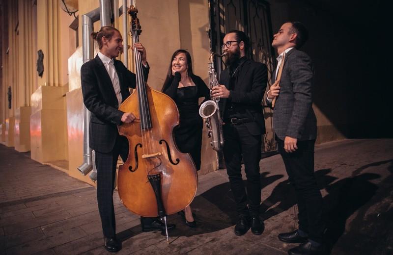 Masala Quartet: в путешествие по музыкальным мирам