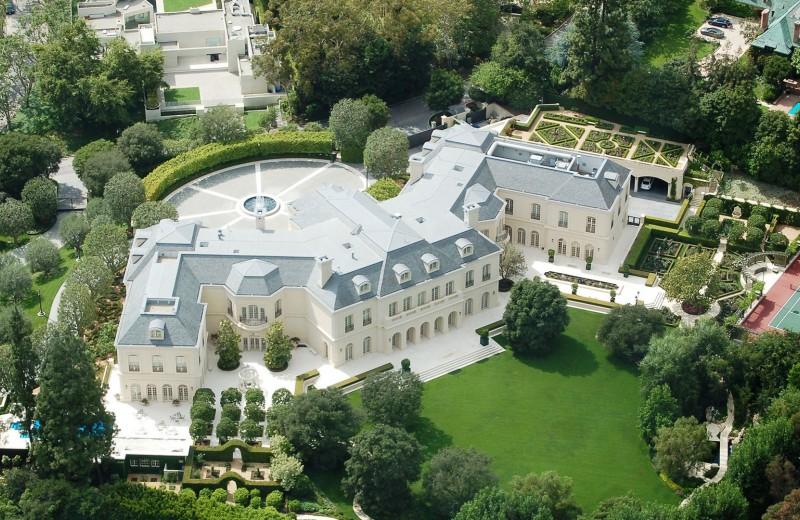 6 роскошных домов, которыми владеют миллиардеры