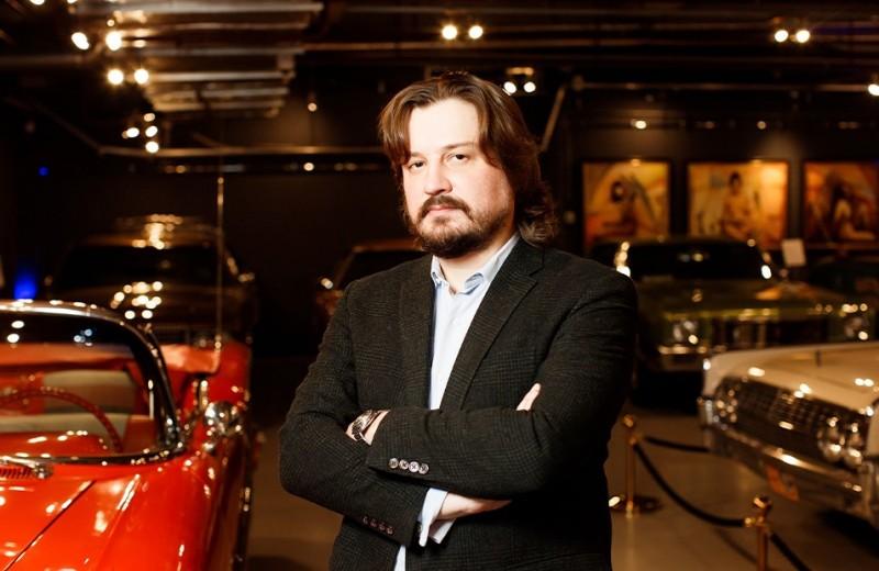 Основатель центра М.О.С.Т. — о ретро-автомобилях и машине Сергея Шнурова