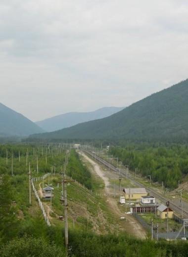 Как строили самый длинный в России железнодорожный тоннель