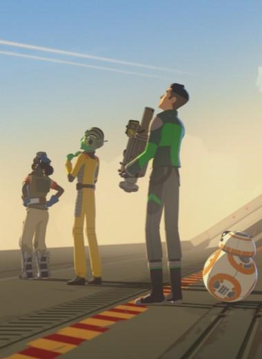 Как устроен дроид BB-8?