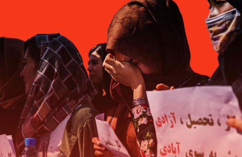 Снимают фильмы, закрывают лица: как звезды пытаются помочь женщинам Афганистана