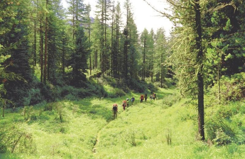 12 лучших походов по России: горы, реки и озёра