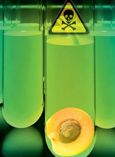 Цианистый калий: что это такое и как работает