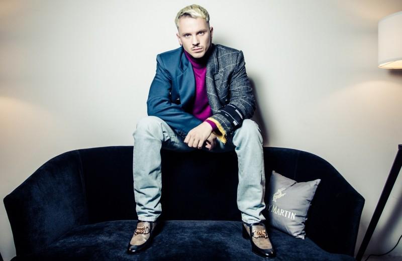 Это Constantine – один из главных исполнителей на лейбле Ивана Дорна, и он ждет хейтеров