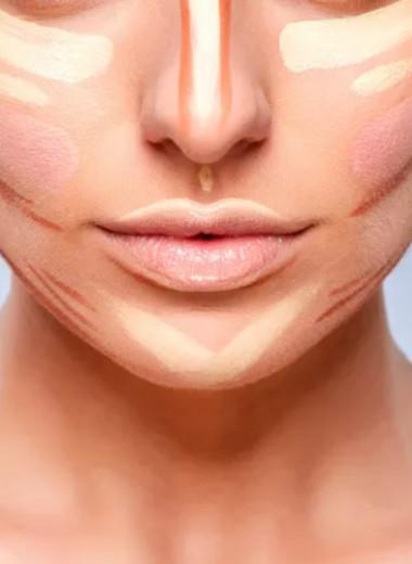 Контуринг по форме лица: примеры звезд и полезные советы