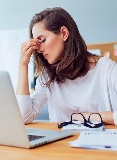 Всем нужен отдых: 7 способов снять усталость глаз после компьютера