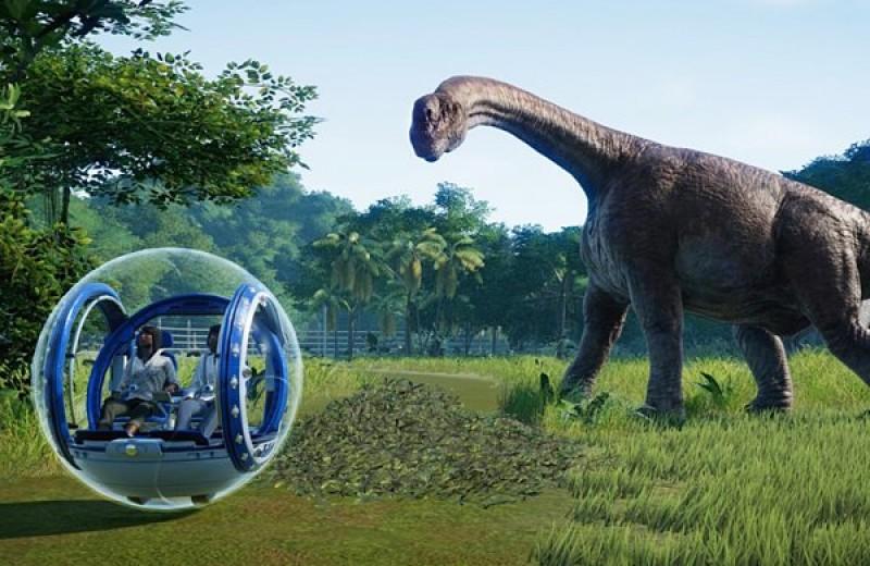 Jurassic World: Evolution и другие главные игровые новинки месяца