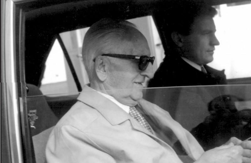 Почему Энцо Феррари ездил на «Пежо»