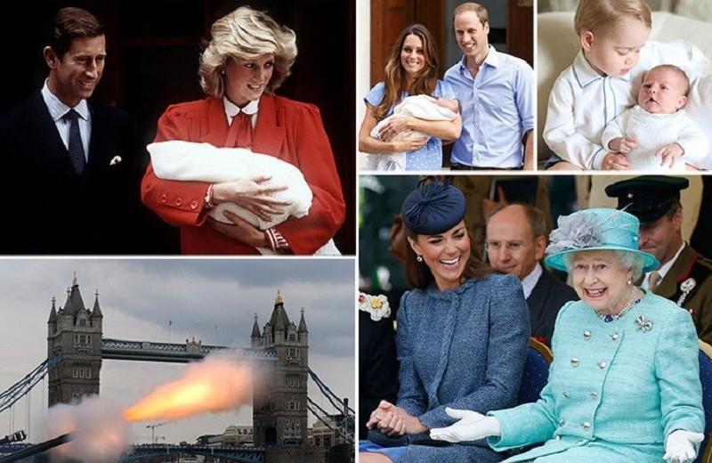 Все в одной рубашке: 14 правил для младенцев в британской королевской семье