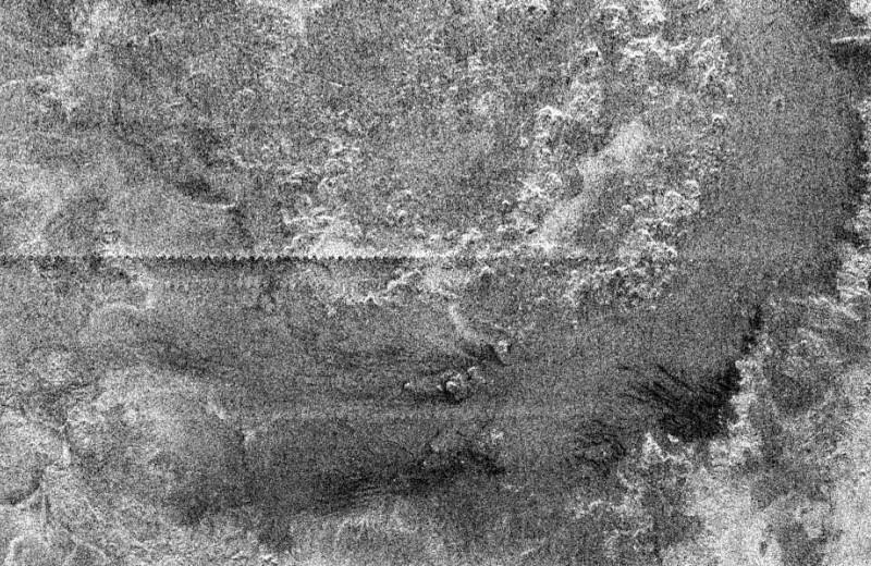 Кратер на Титане признали подходящим местом для зарождения жизни