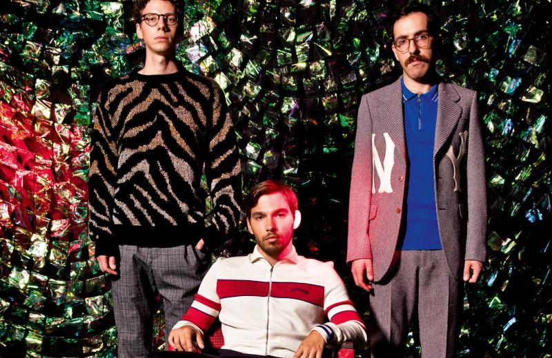 Музыкальный опросник Esquire: отвечает группа «Пасош»