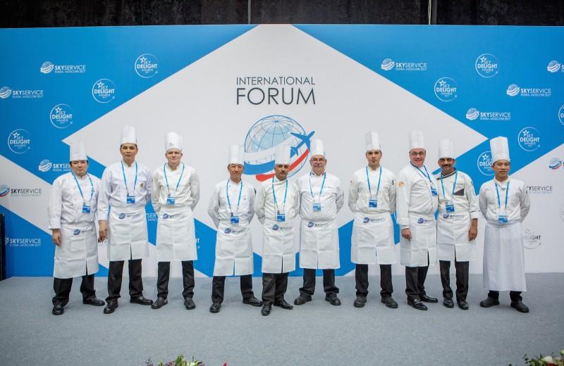 Международный форум SkyService 2018 пройдет в Москве 15-16 мая