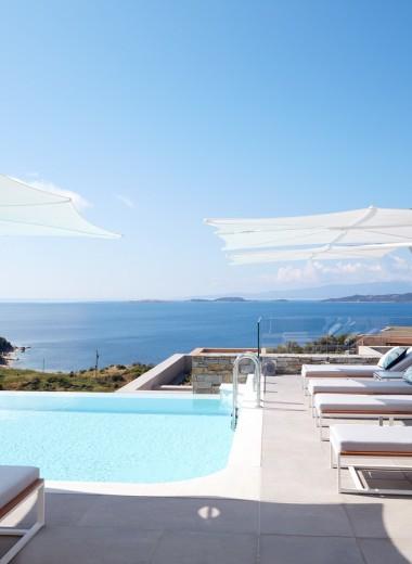 Eagles Villas: роскошные виллы с видом на Эгейское море