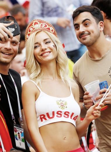 Как российские СМИ устроили чемпионат мира по сексизму