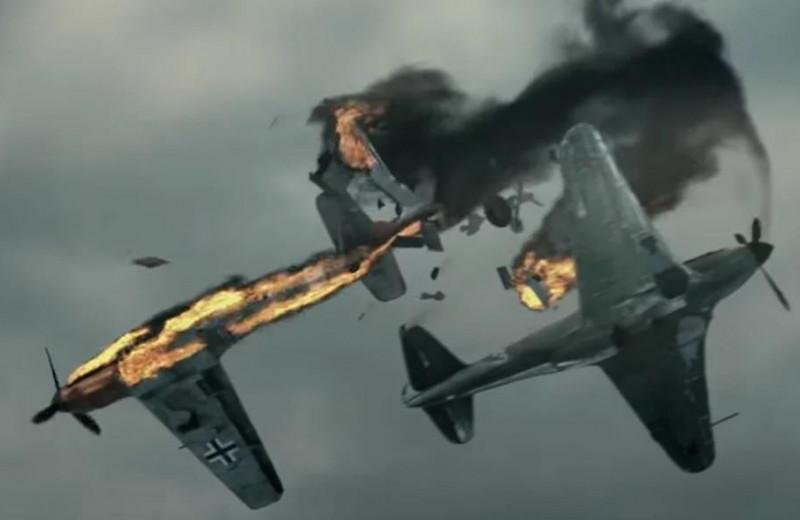 Невероятная история побега американского пилота Брюса Карра из немецкого тыла на немецком истребителе