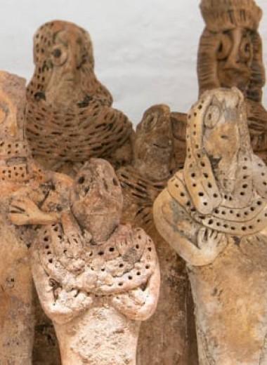 Коллекция месопотамских артефактов оказалась современной подделкой