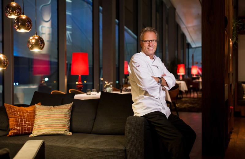 Шеф-повар ресторана EssZimmer —  о том, когда русским поварам дадут звезду Michelin