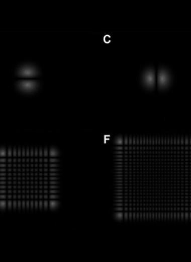 Сверхвысокое разрешение в микроскопии стало возможно без флуоресценции