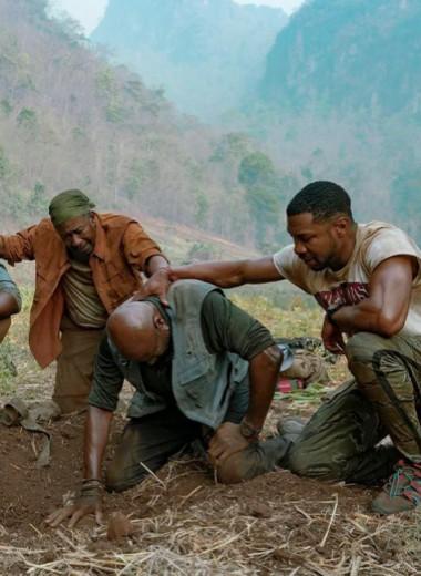 «Пятеро одной крови» Спайка Ли: первый фильм лета с хэштегом #BlackLivesMatter