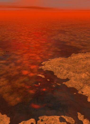 Откуда озёра на Титане? Это шрамы от мощных взрывов: новая гипотеза