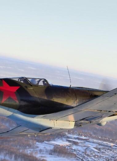 Тест-драйв МиГ-3: из мурманских болот