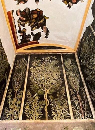 В Помпеях открылись три дома после реставрации: фото