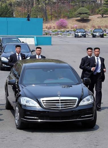 Ким Чен Ын и его автомобили. На чем ездят в Северной Корее